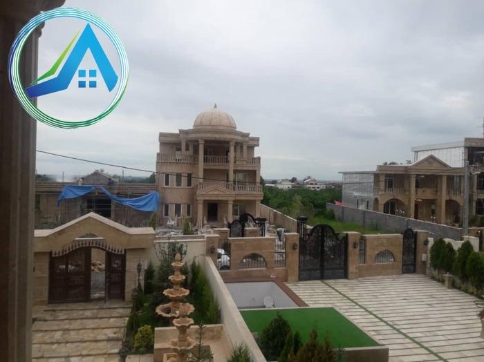 فروش ویلا سعادت آباد چمستان