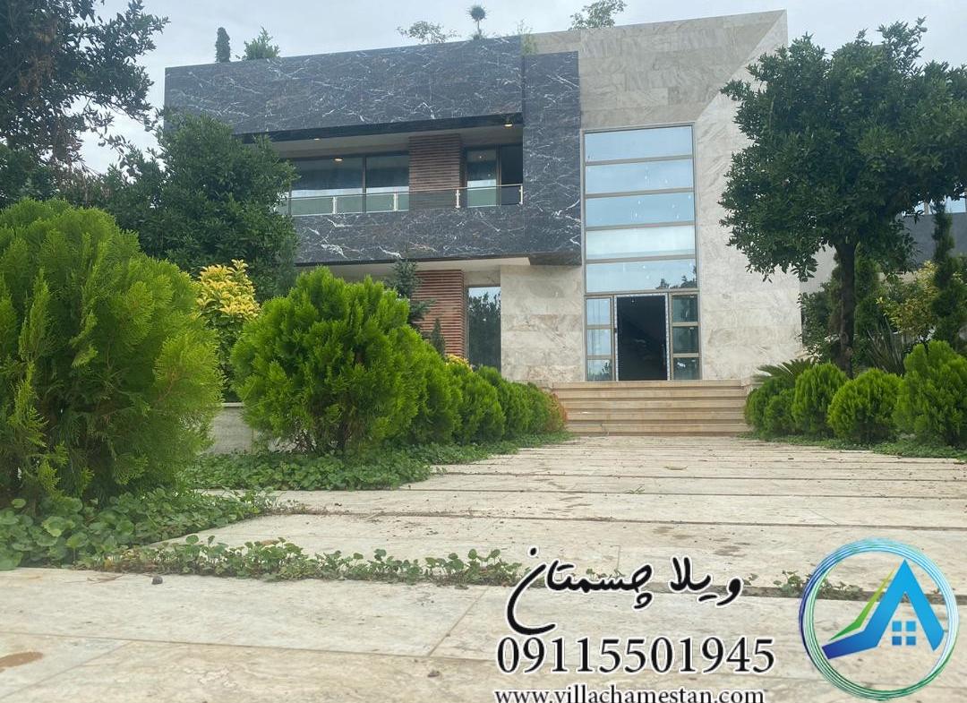 خرید ویلا لاکچری سعادت آباد