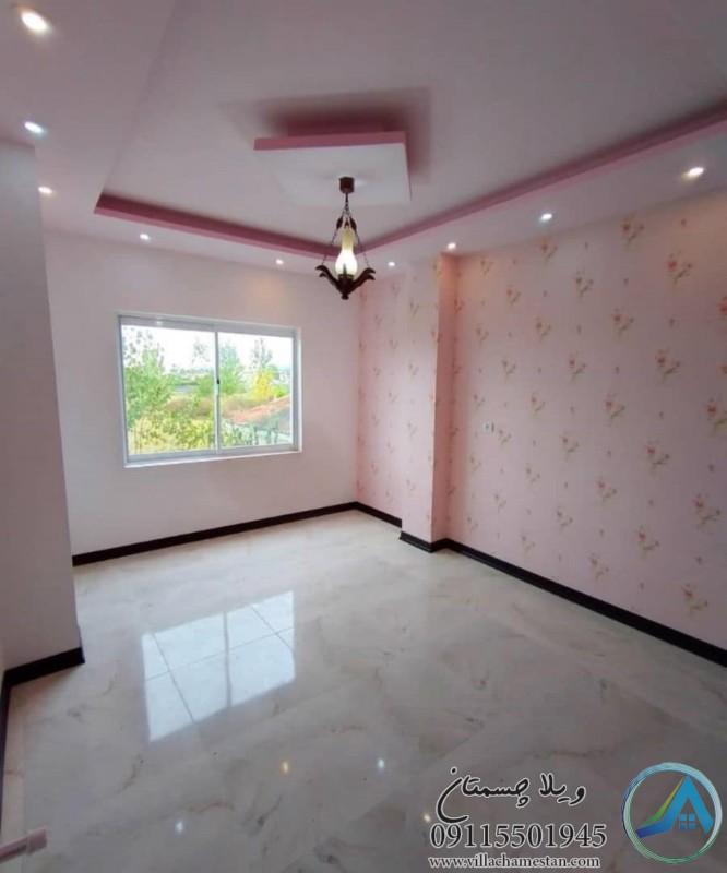 خرید ویلا دوبلکس مدرن امیرآباد چمستان