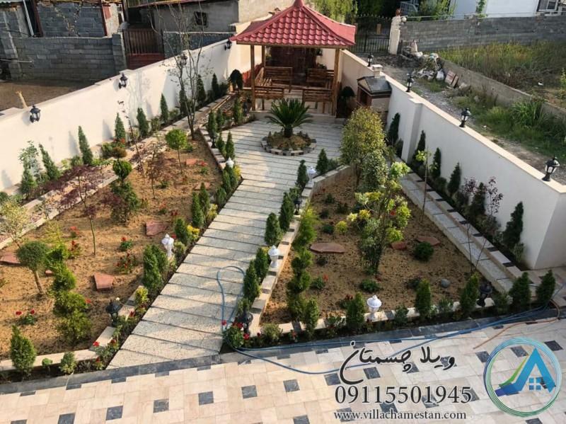 خرید ویلا دوبلکس امیرآباد چمستان