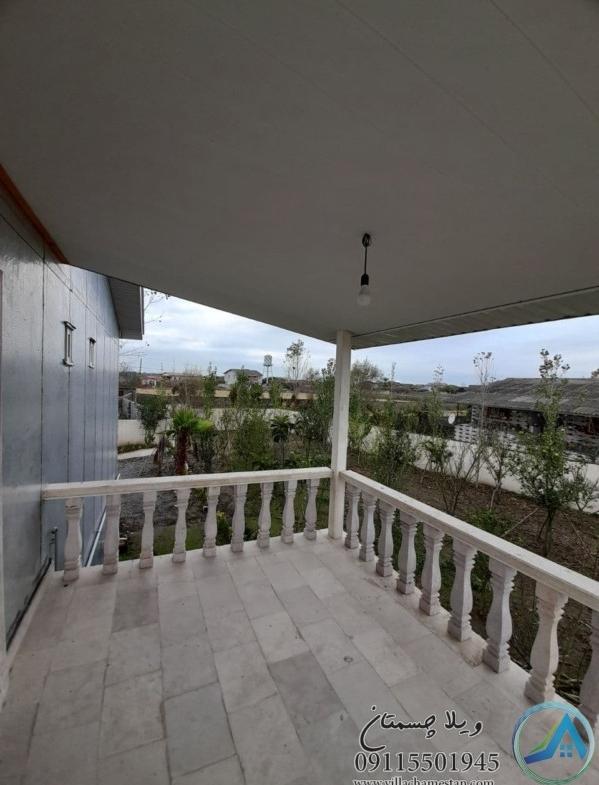 خرید ویلا باغ لاکچری نوساز منطقه ساحلی محمودآباد