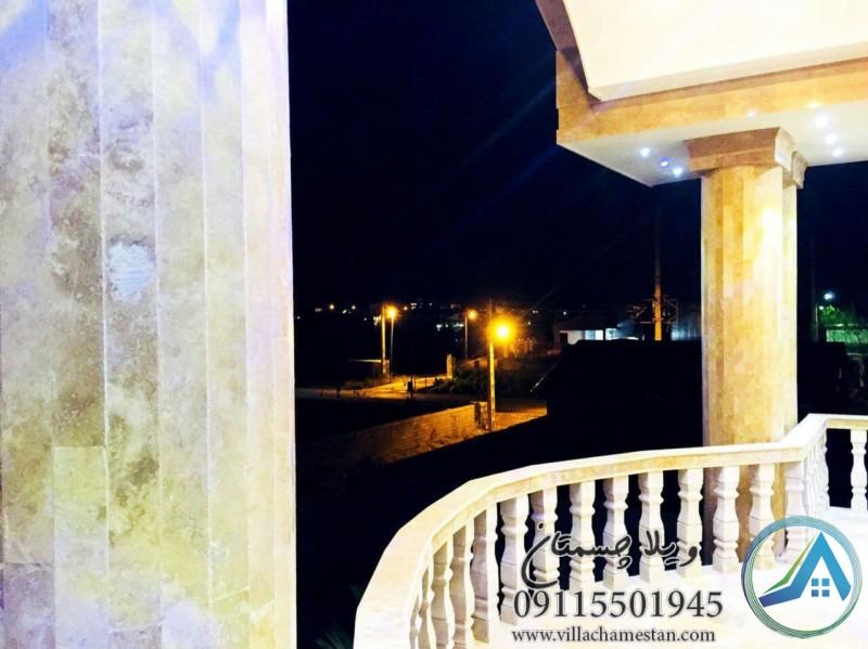 خرید ویلا دوبلکس نوساز در منطقه محمودآباد