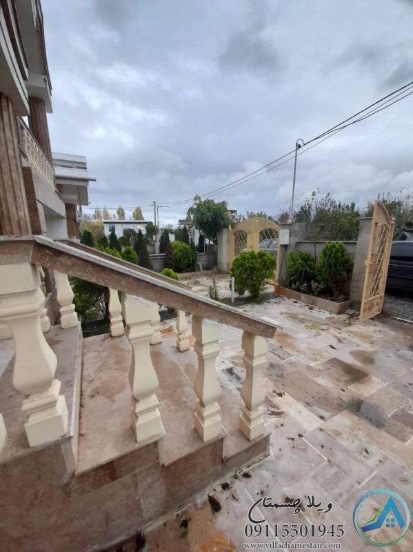 خرید ویلا نیم پیلوت نوساز در آمل